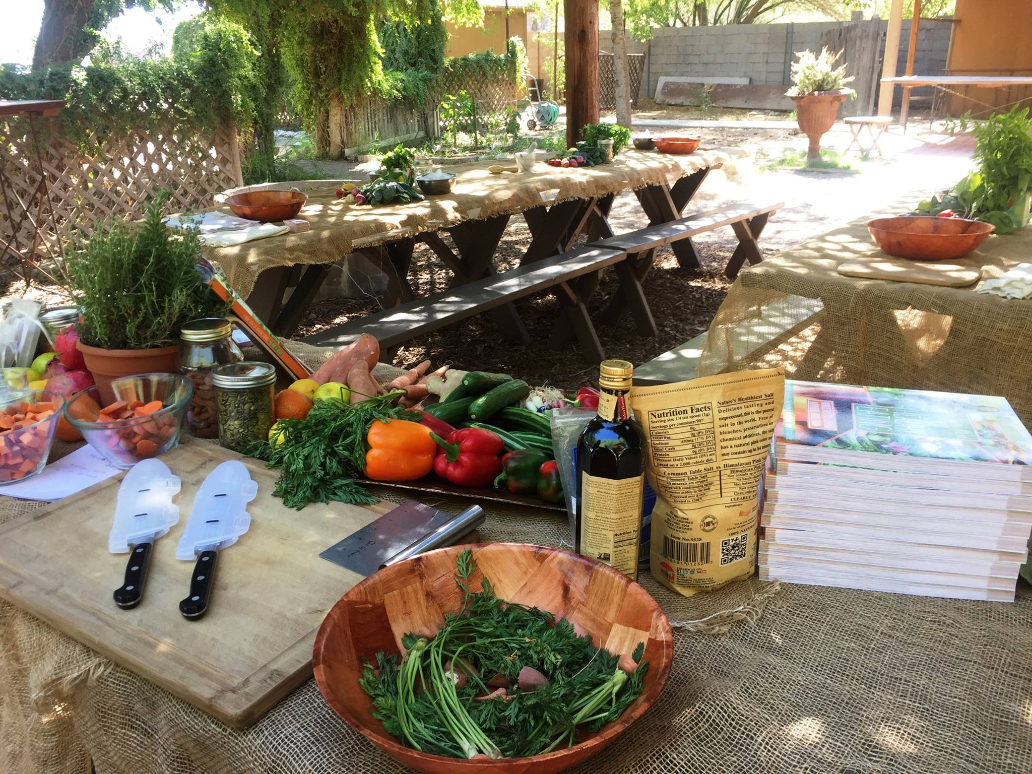 Intuitive Cooking Experience: Farm-to-Table: 3 New Ways to