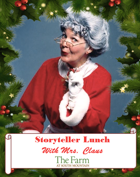 A Collection Of Mrs. Claus Christmas Stories